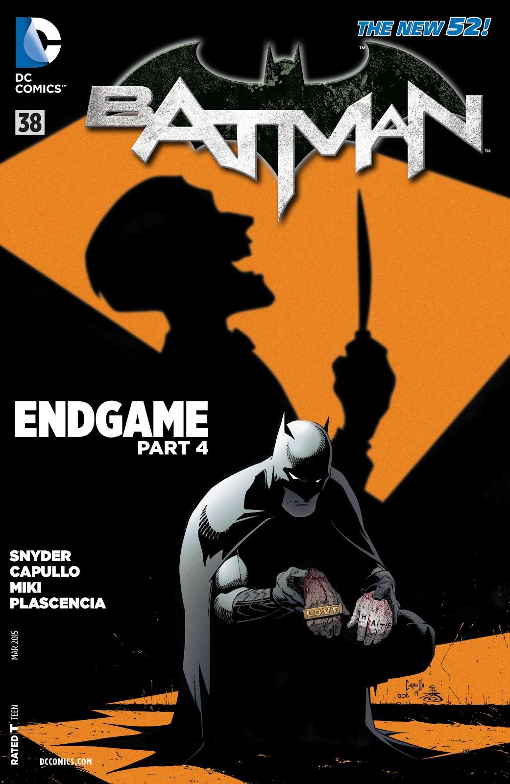 Batman (2011) Issue #38 #57 - English 30