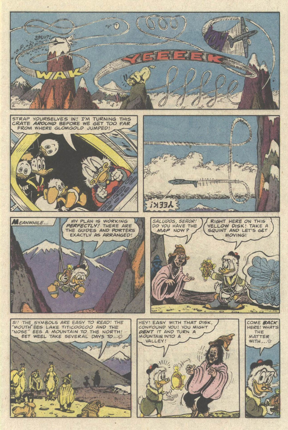 Uncle Scrooge (1953) Issue #219 #219 - English 13