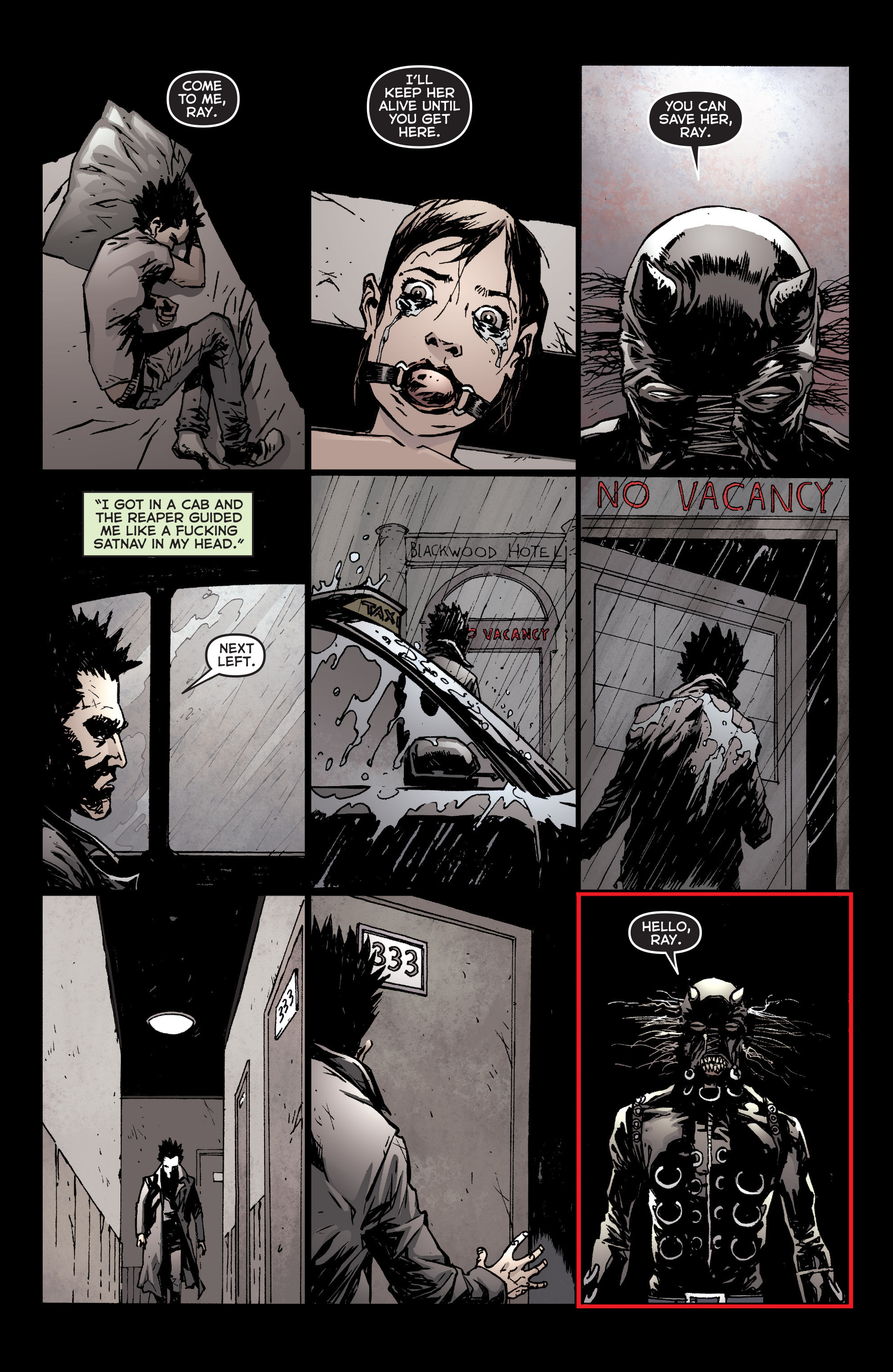 Read online Second Sight comic -  Issue #5 - 14