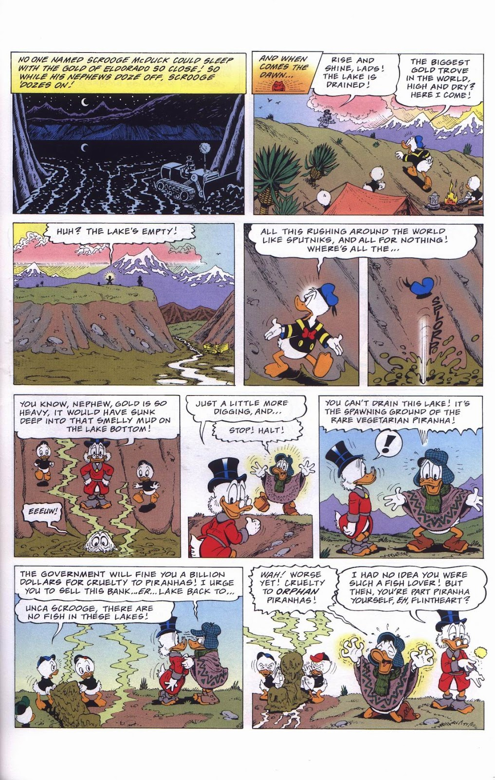 Uncle Scrooge (1953) Issue #311 #311 - English 25