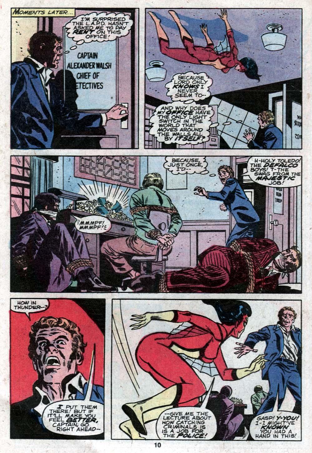 Spider-Woman (1978) #21 #30 - English 8