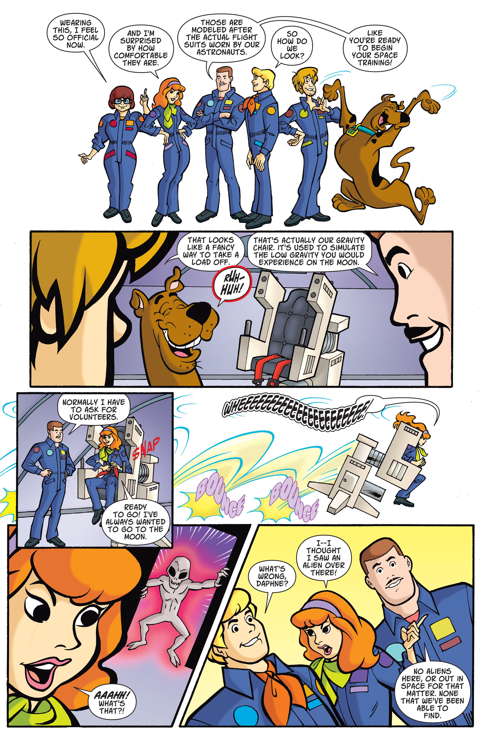 Read online Scooby-Doo: Where Are You? comic -  Issue #78 - 3