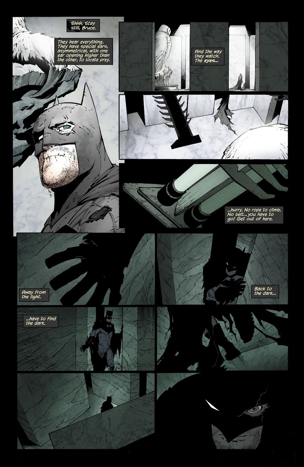 Batman (2011) _TPB 1 #1 - English 101