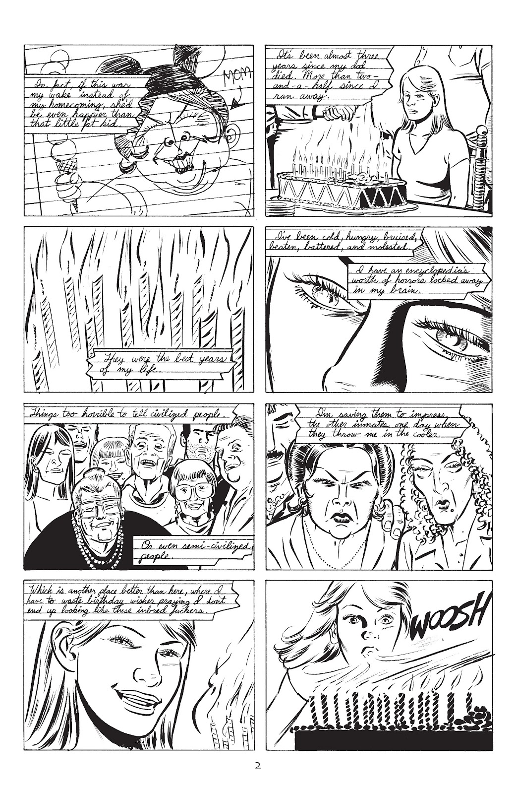 Stray Bullets Issue #36 #36 - English 4
