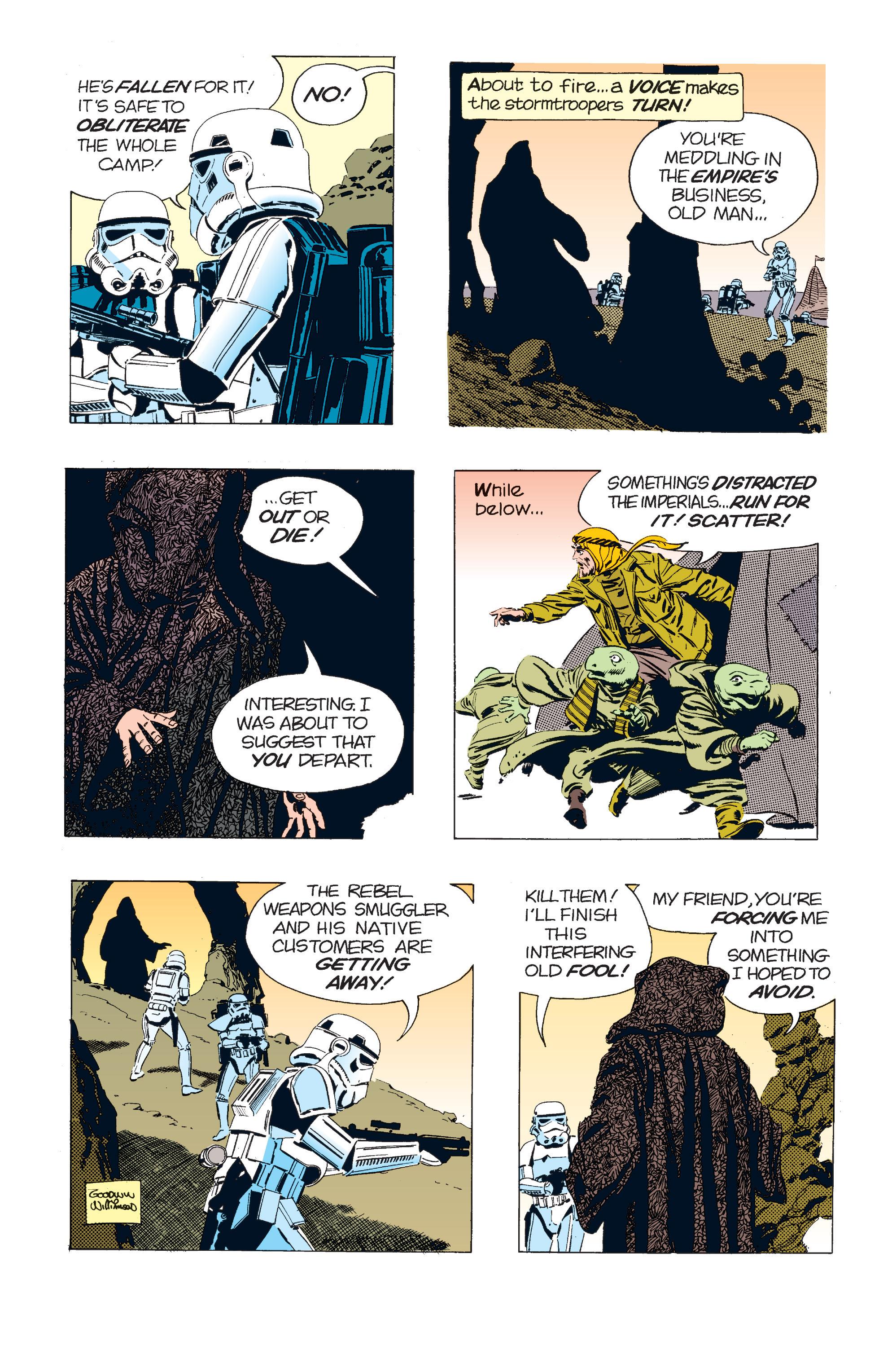 Classic Star Wars #10 #10 - English 7