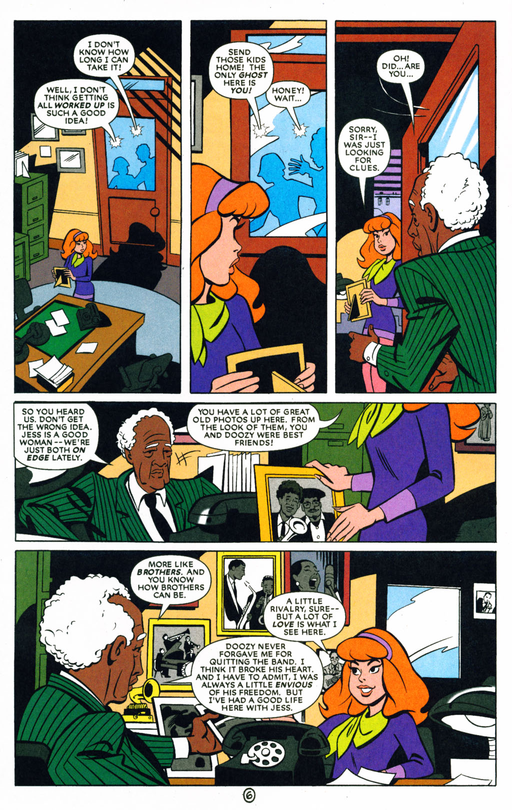Read online Scooby-Doo (1997) comic -  Issue #71 - 7