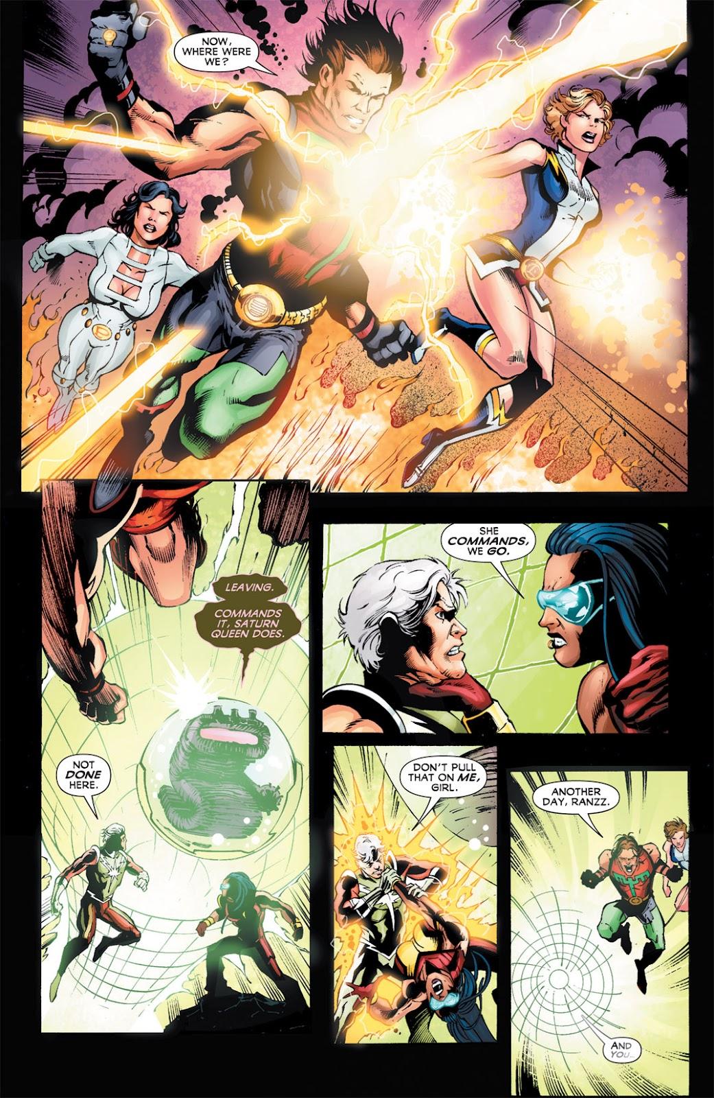 Legion of Super-Heroes (2010) Issue #12 #13 - English 15