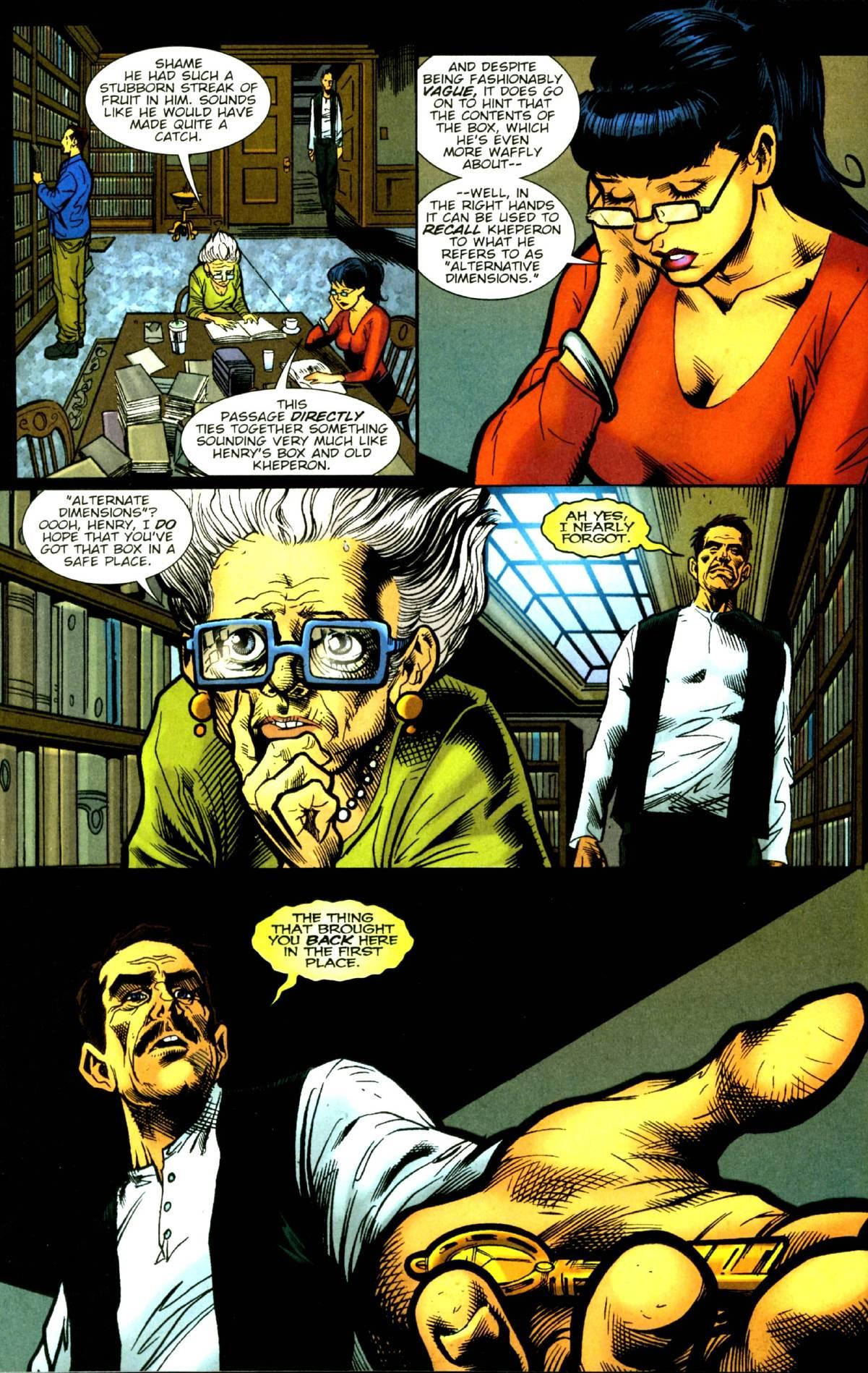 The Exterminators 19 Page 5