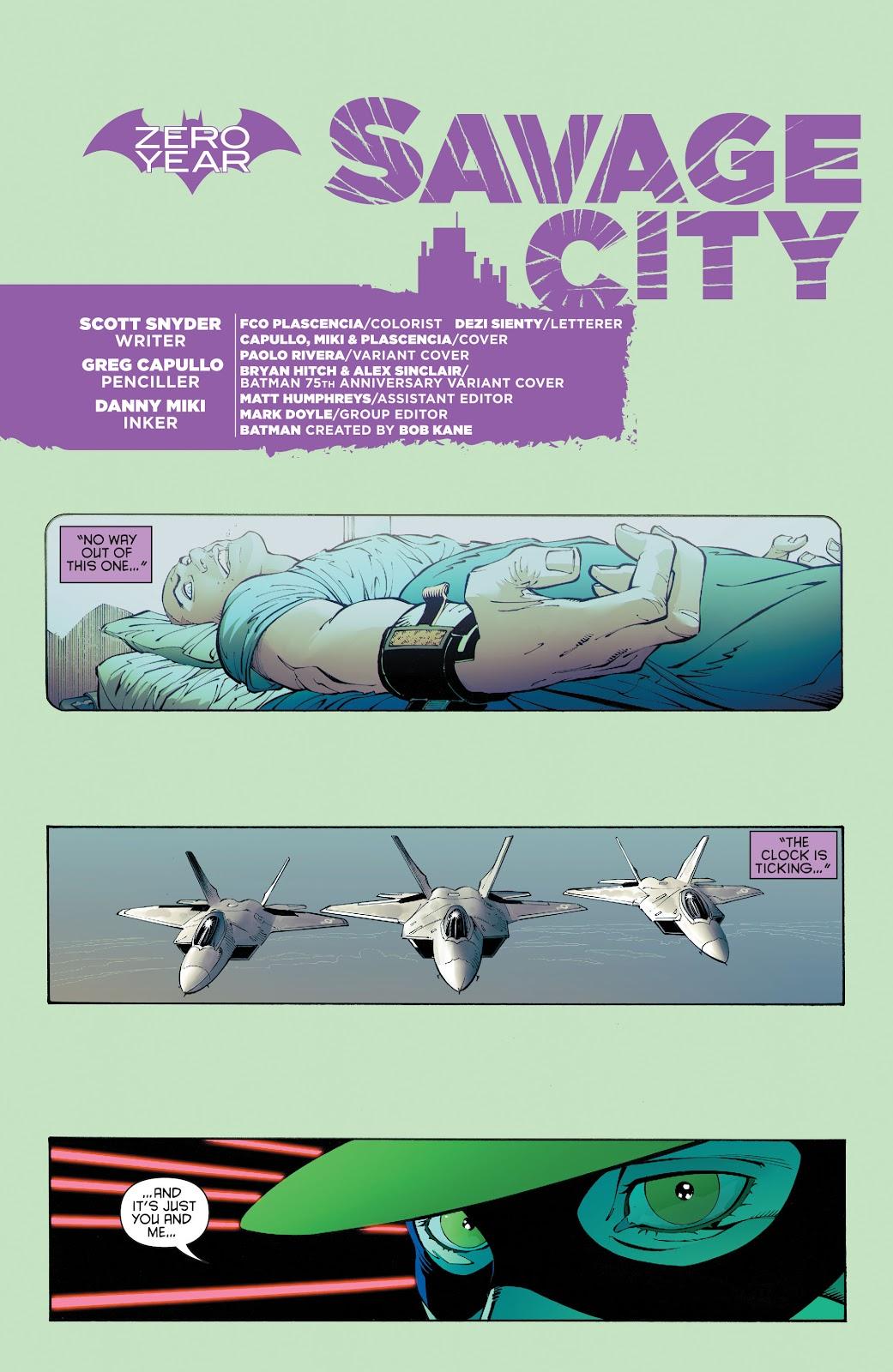 Batman (2011) Issue #33 #52 - English 2