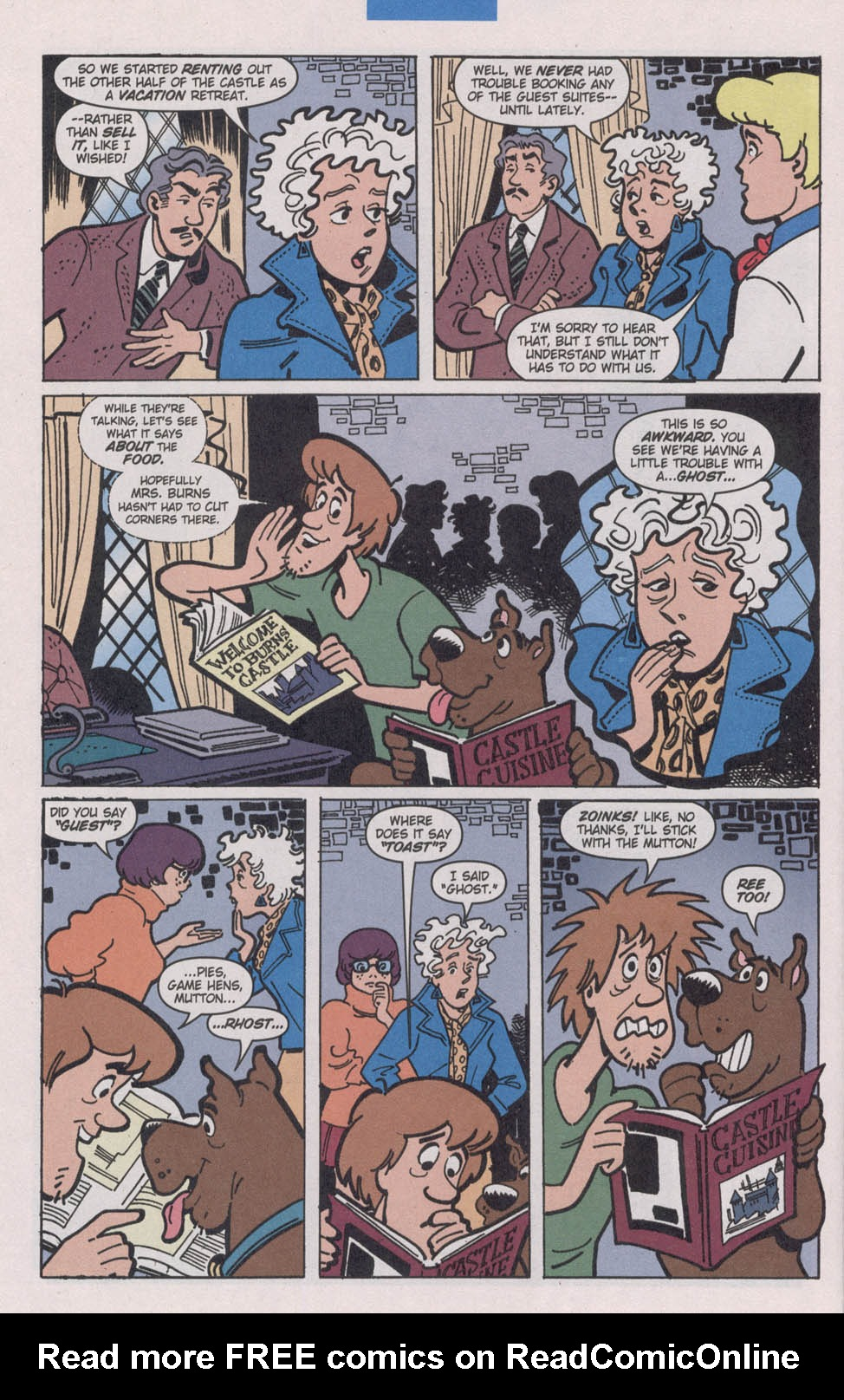 Read online Scooby-Doo (1997) comic -  Issue #79 - 31