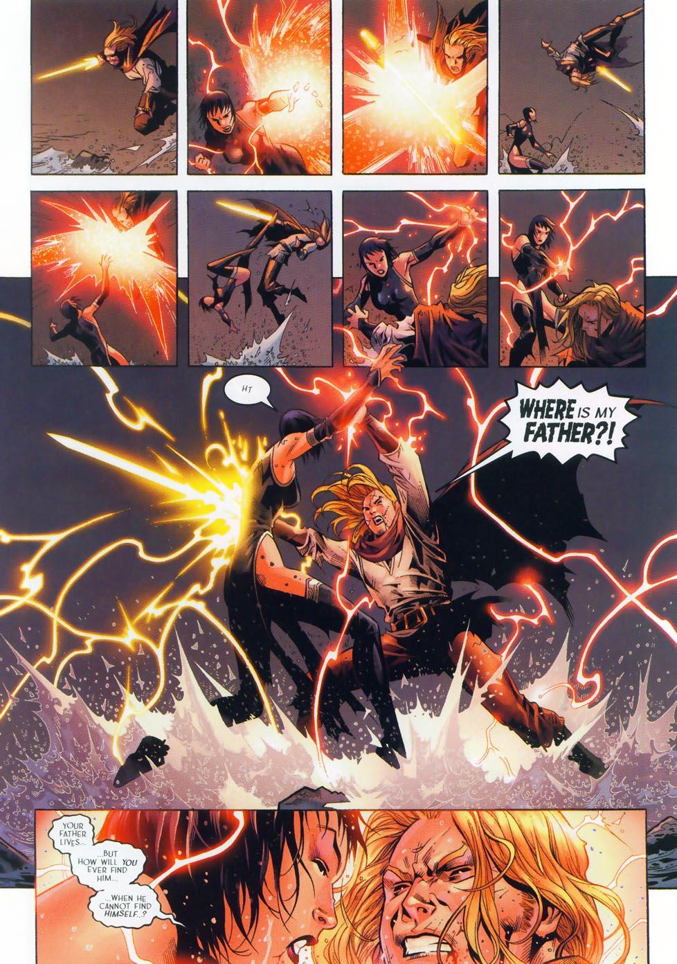 Read online Scion comic -  Issue #36 - 22