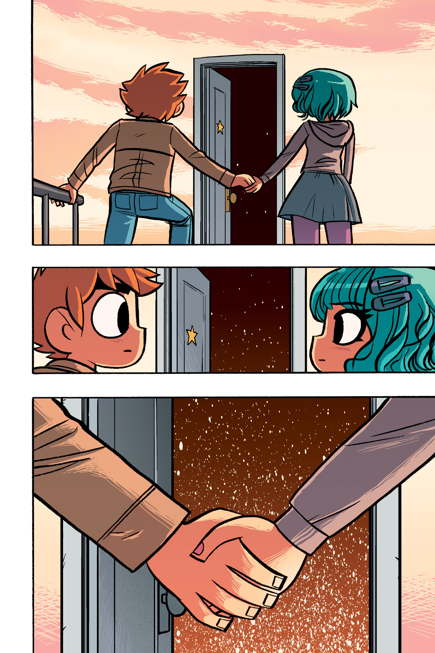 Read online Scott Pilgrim comic -  Issue #6 - 239