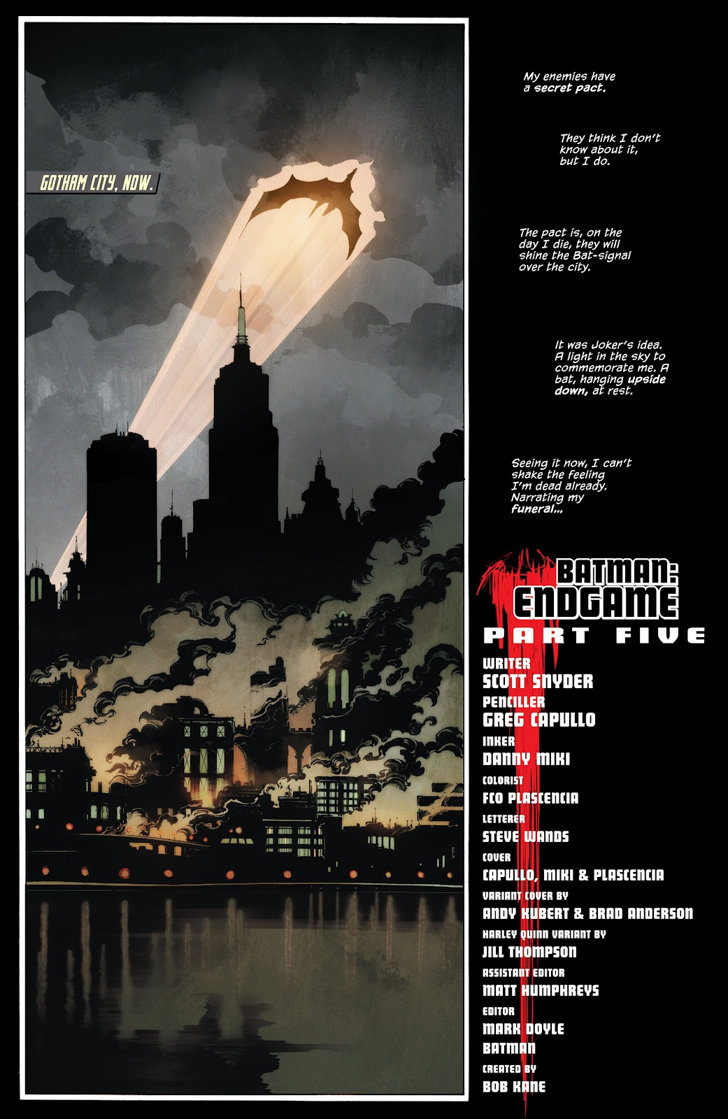 Batman (2011) Issue #39 #58 - English 3