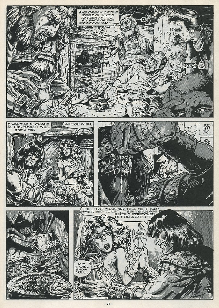 The Savage Sword Of Conan Issue #176 #177 - English 33