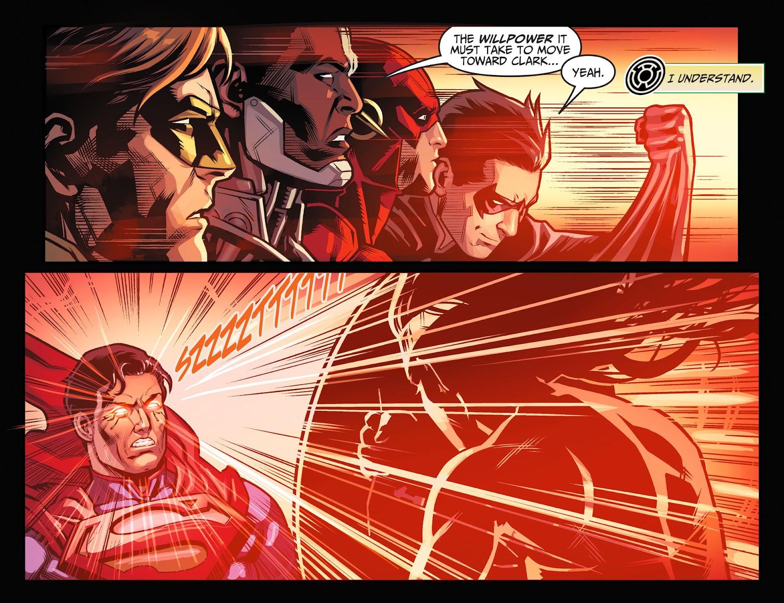 Injustice: Gods Among Us Year Four Issue #9 #10 - English 9