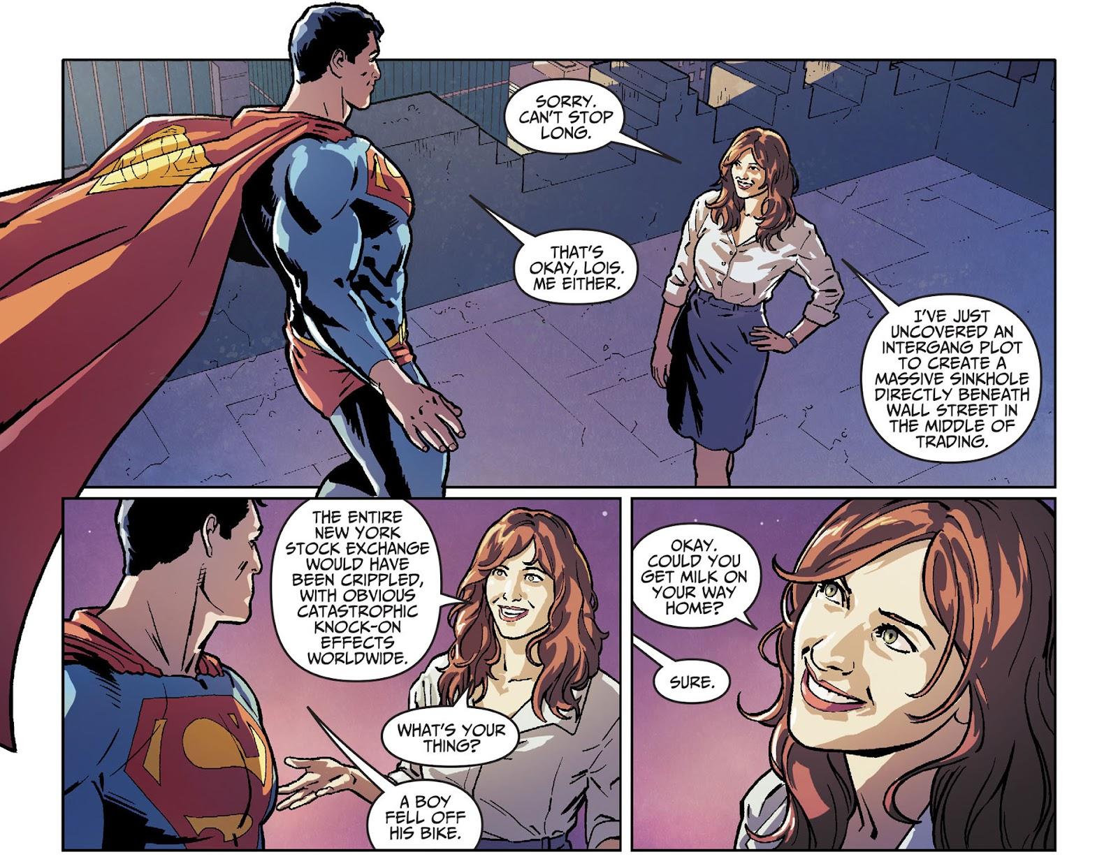 Injustice: Gods Among Us [I] Issue #30 #31 - English 17