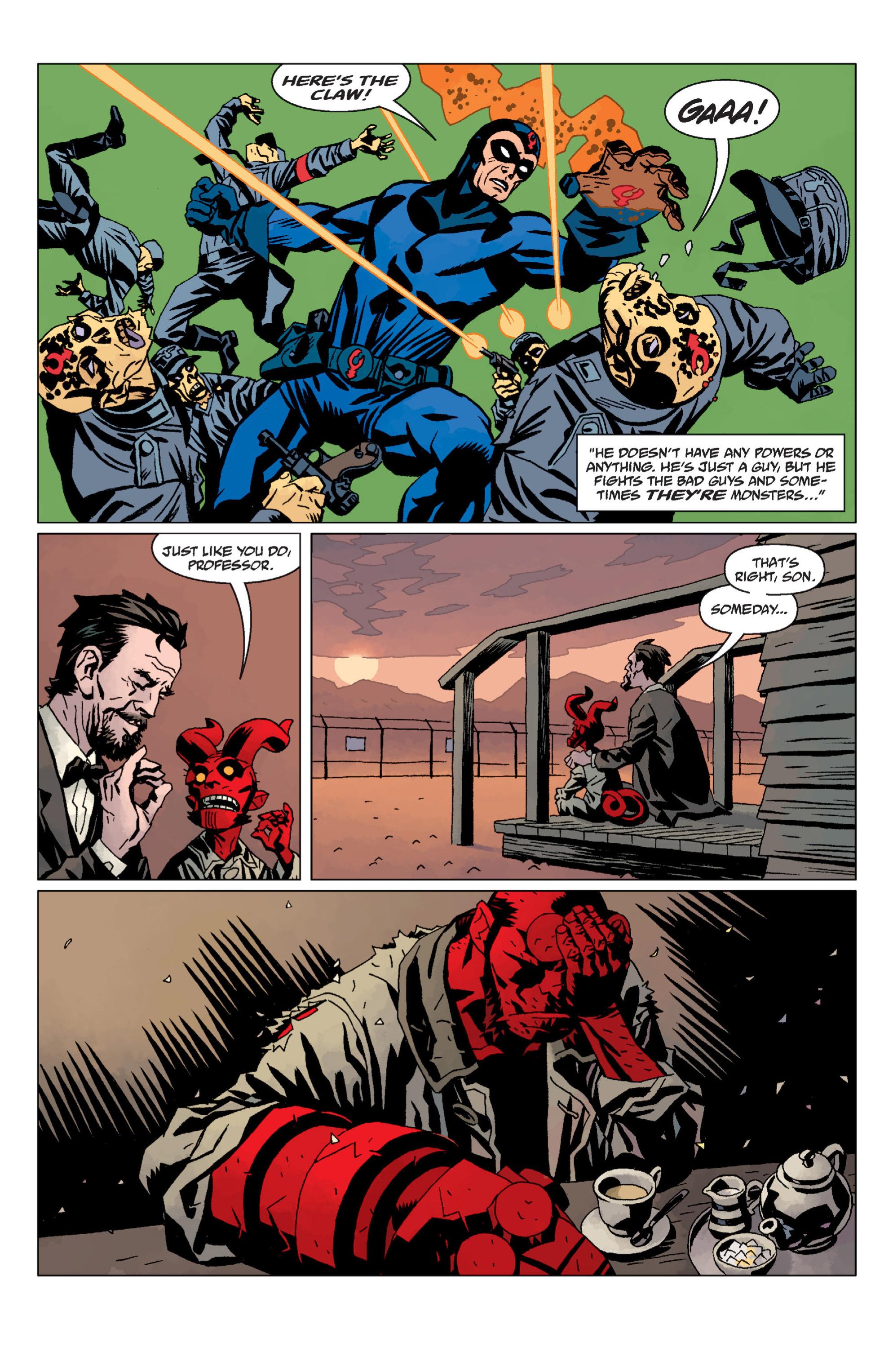 Hellboy chap 12 pic 57
