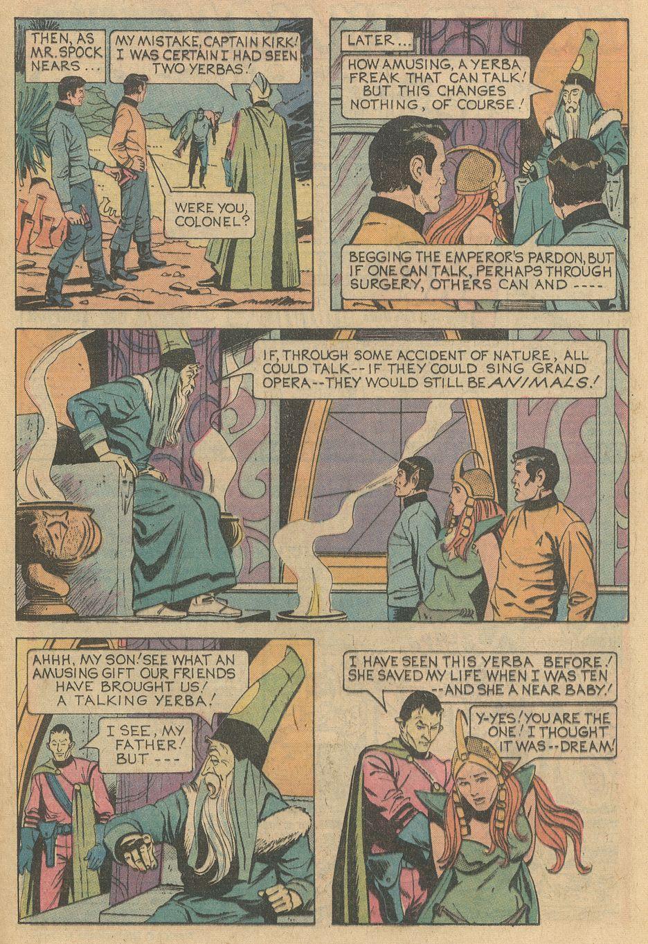 Star Trek (1967) Issue #32 #32 - English 14