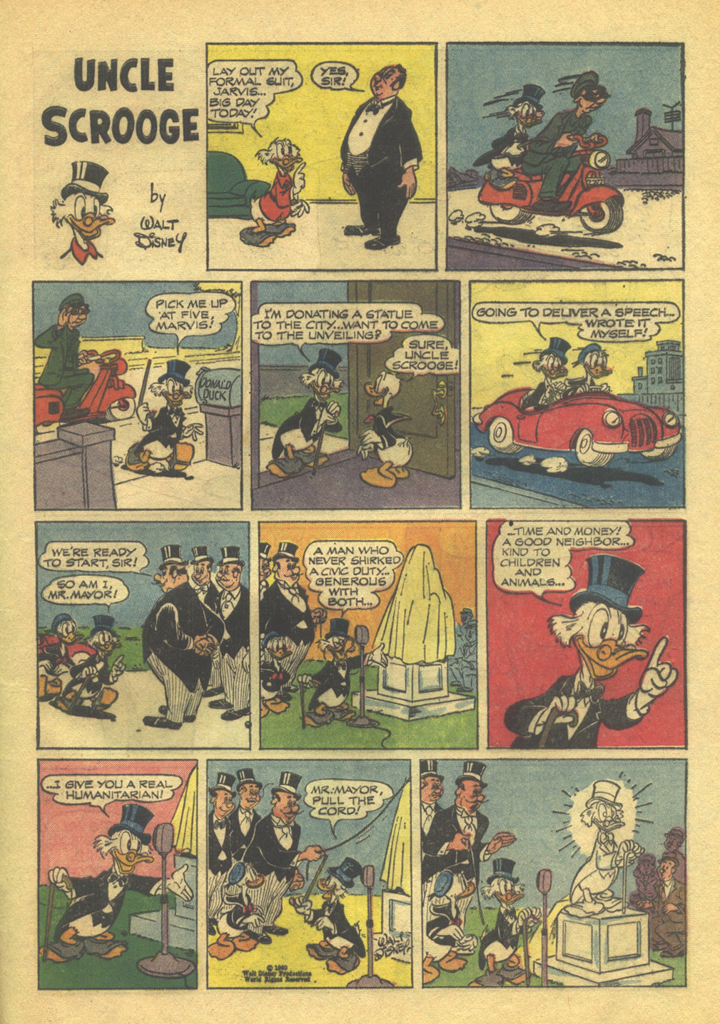 Uncle Scrooge (1953) Issue #56 #56 - English 29