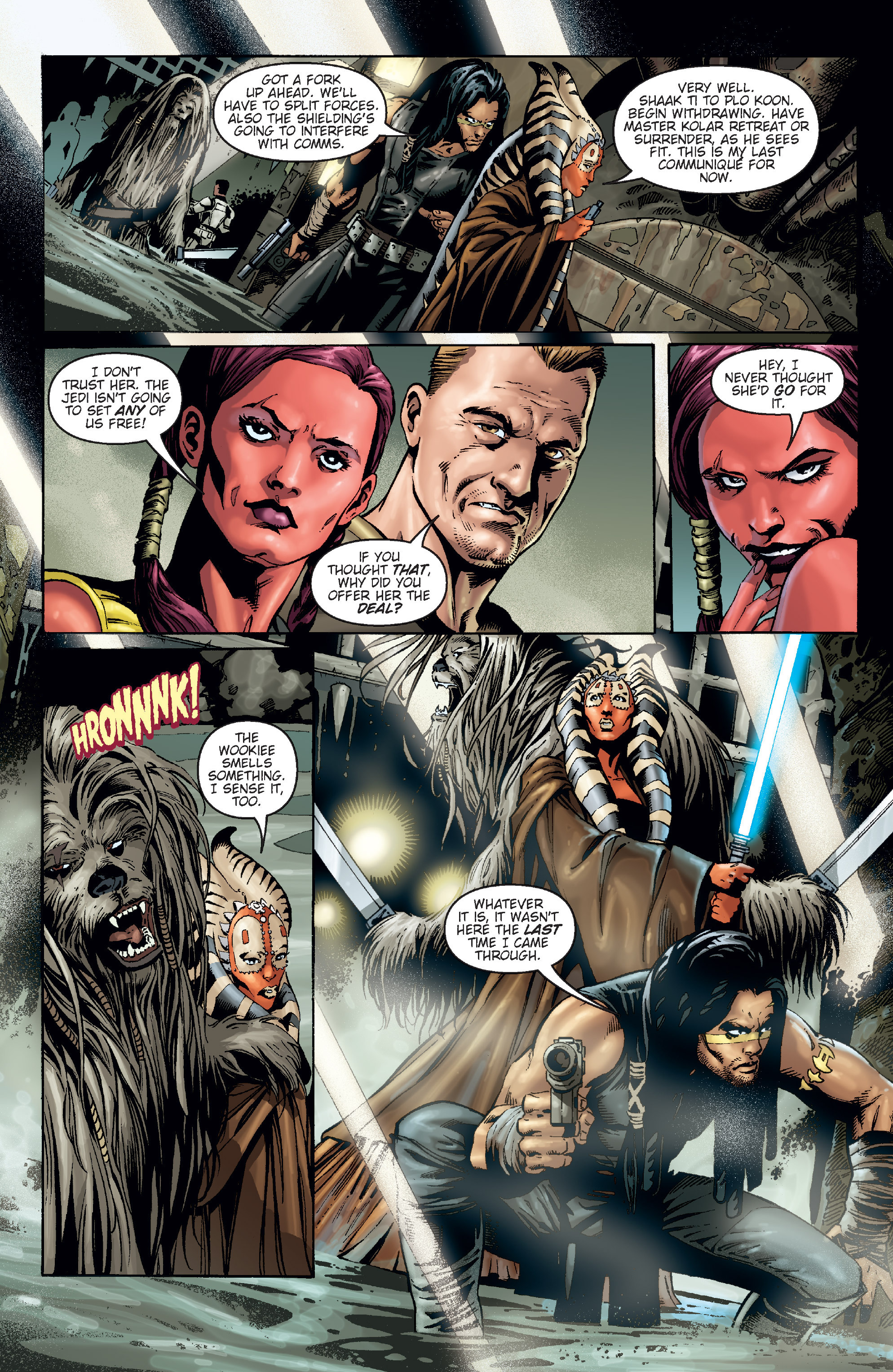 Star Wars Legends Epic Collection: The Clone Wars chap 2 pic 3