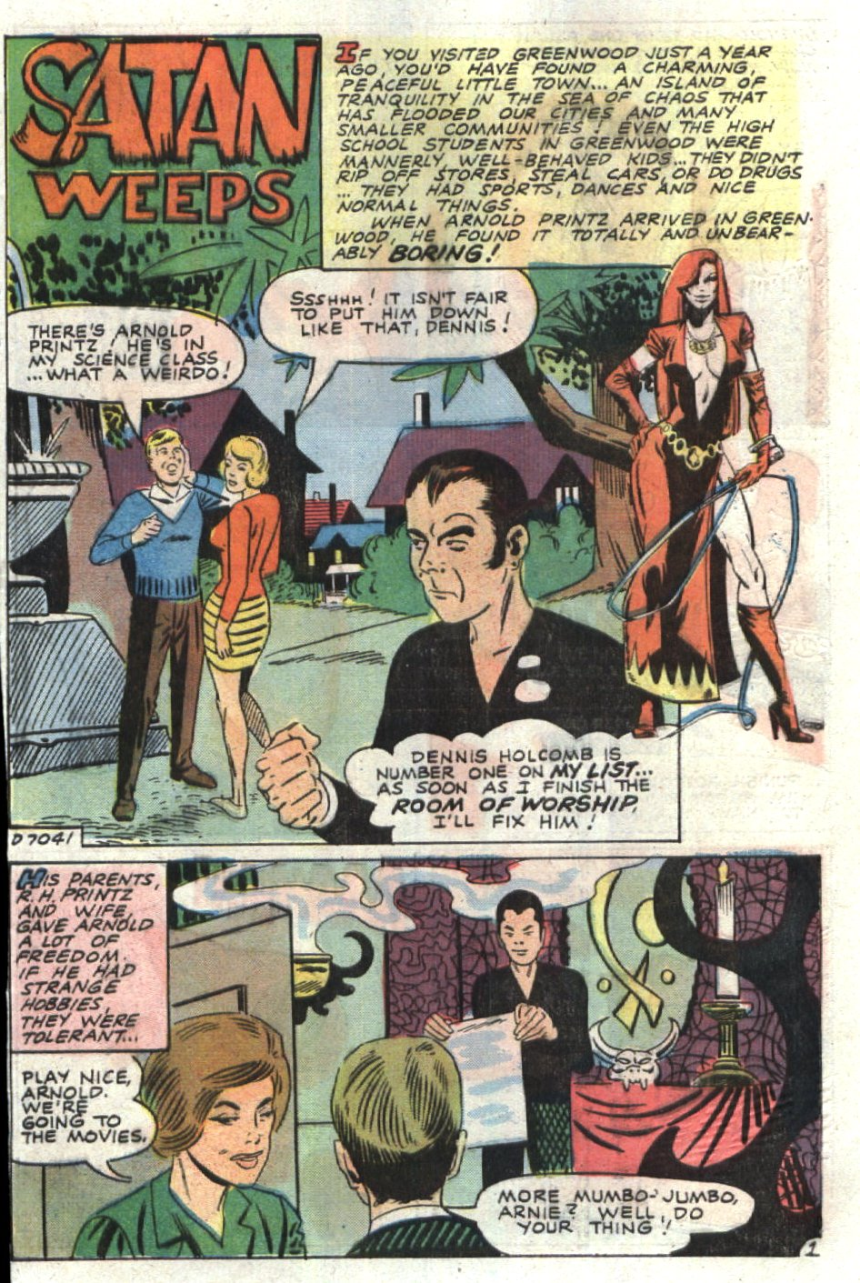 Read online Scary Tales comic -  Issue #24 - 9