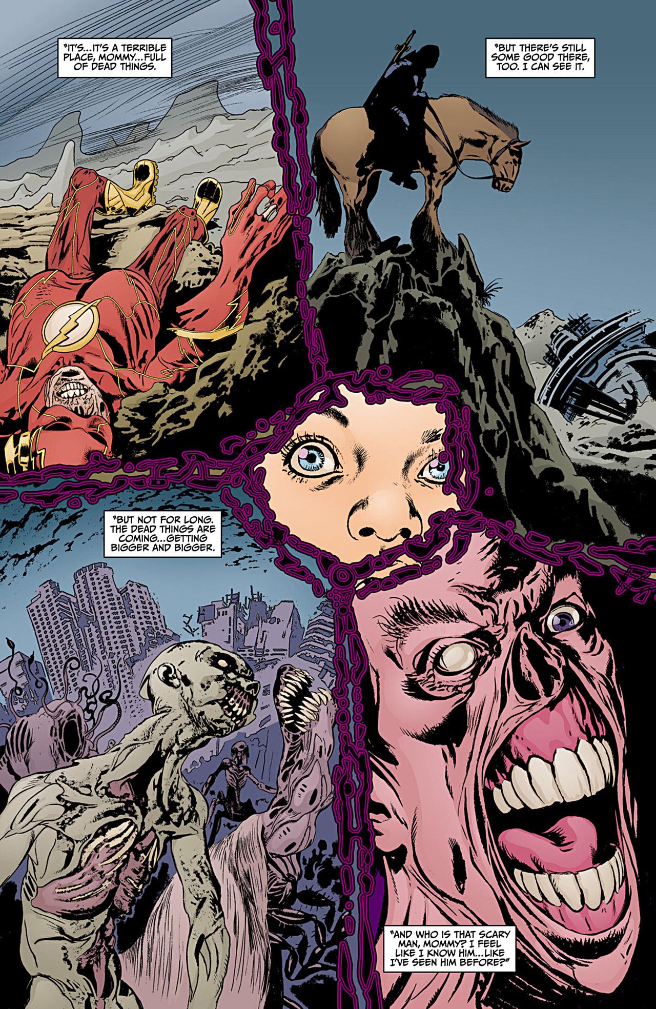 Read online Animal Man (2011) comic -  Issue #12 - 13