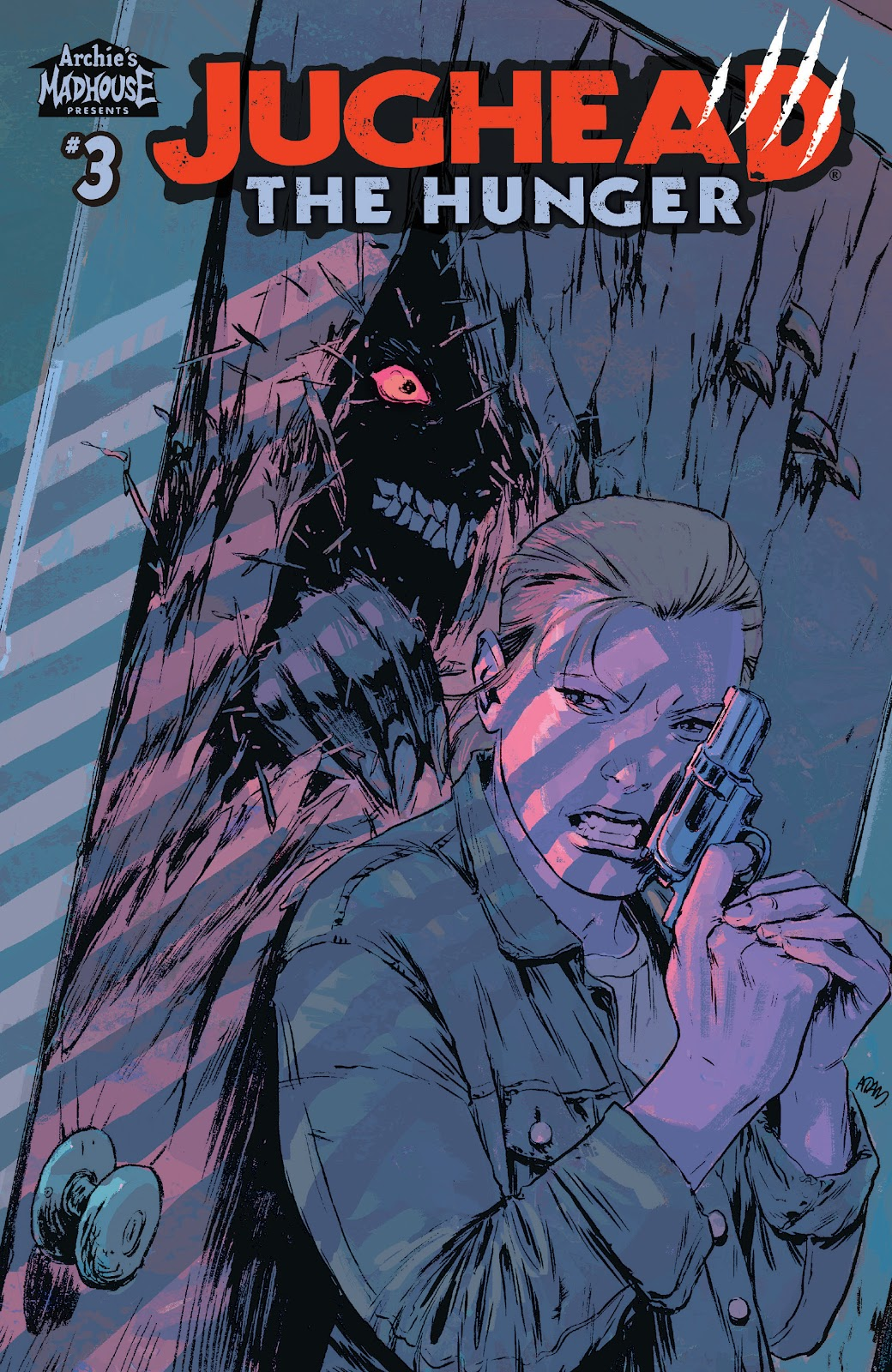 Jughead The Hunger Issue #3 #4 - English 1