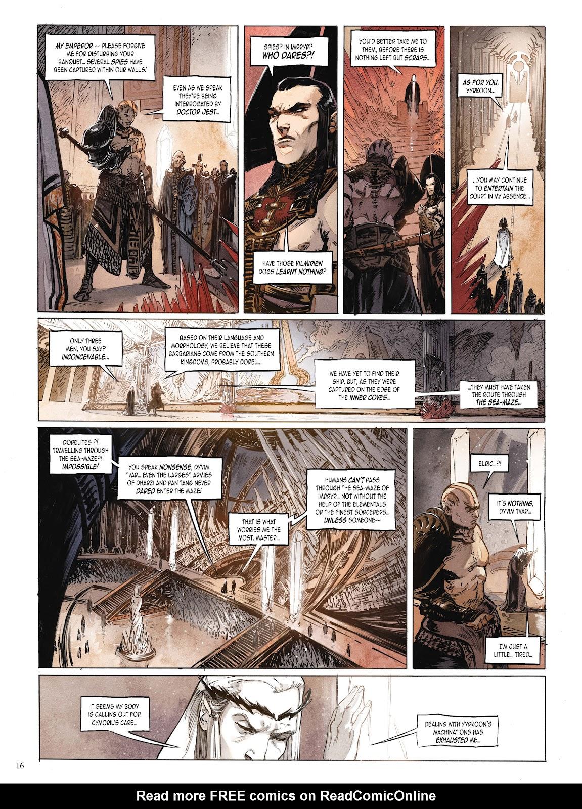 Elric (2014) TPB 1 #1 - English 17