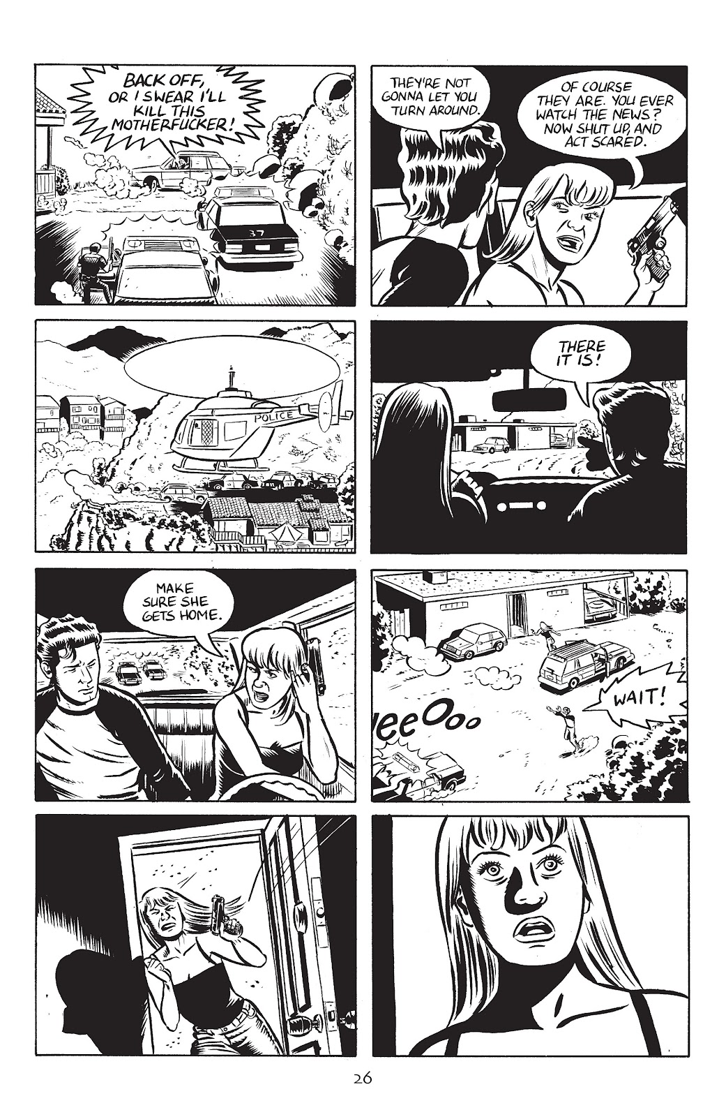 Stray Bullets Issue #27 #27 - English 28