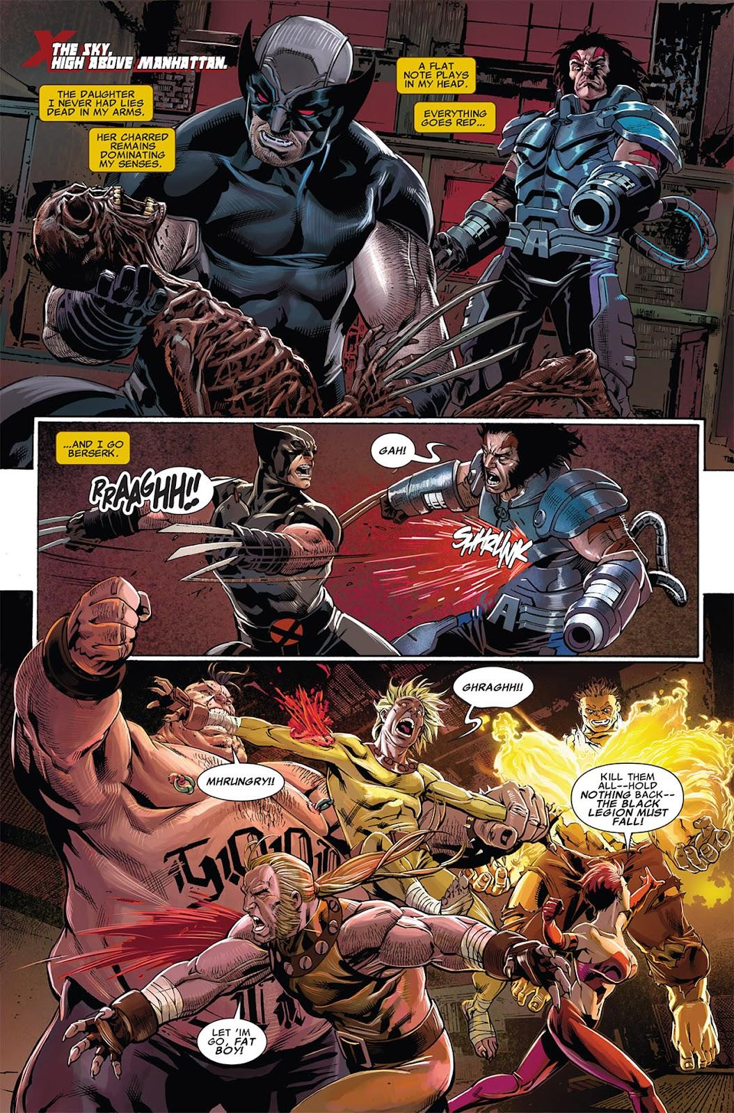 Uncanny X-Force (2010) Issue #13 #14 - English 9