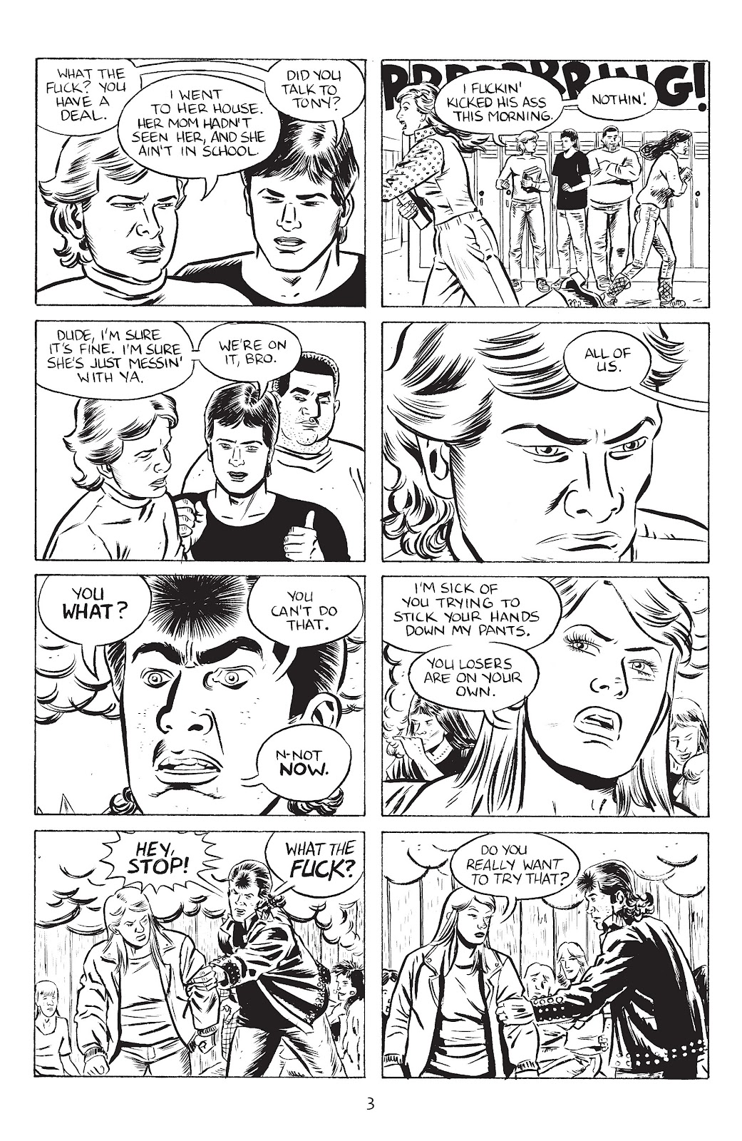 Stray Bullets Issue #37 #37 - English 5
