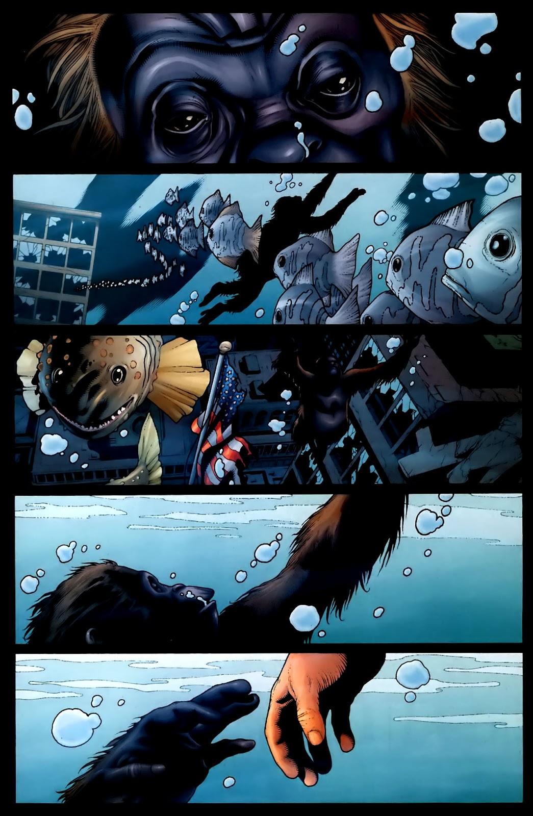 Aquaman (2003) Issue #36 #36 - English 2