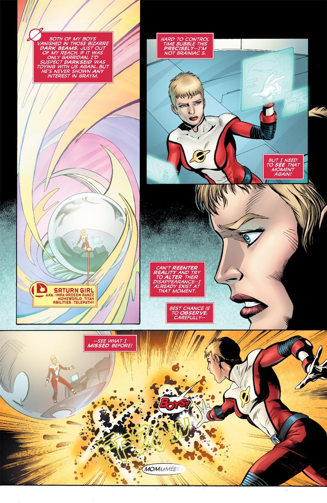 Legion of Super-Heroes (2010) Issue #2 #3 - English 18