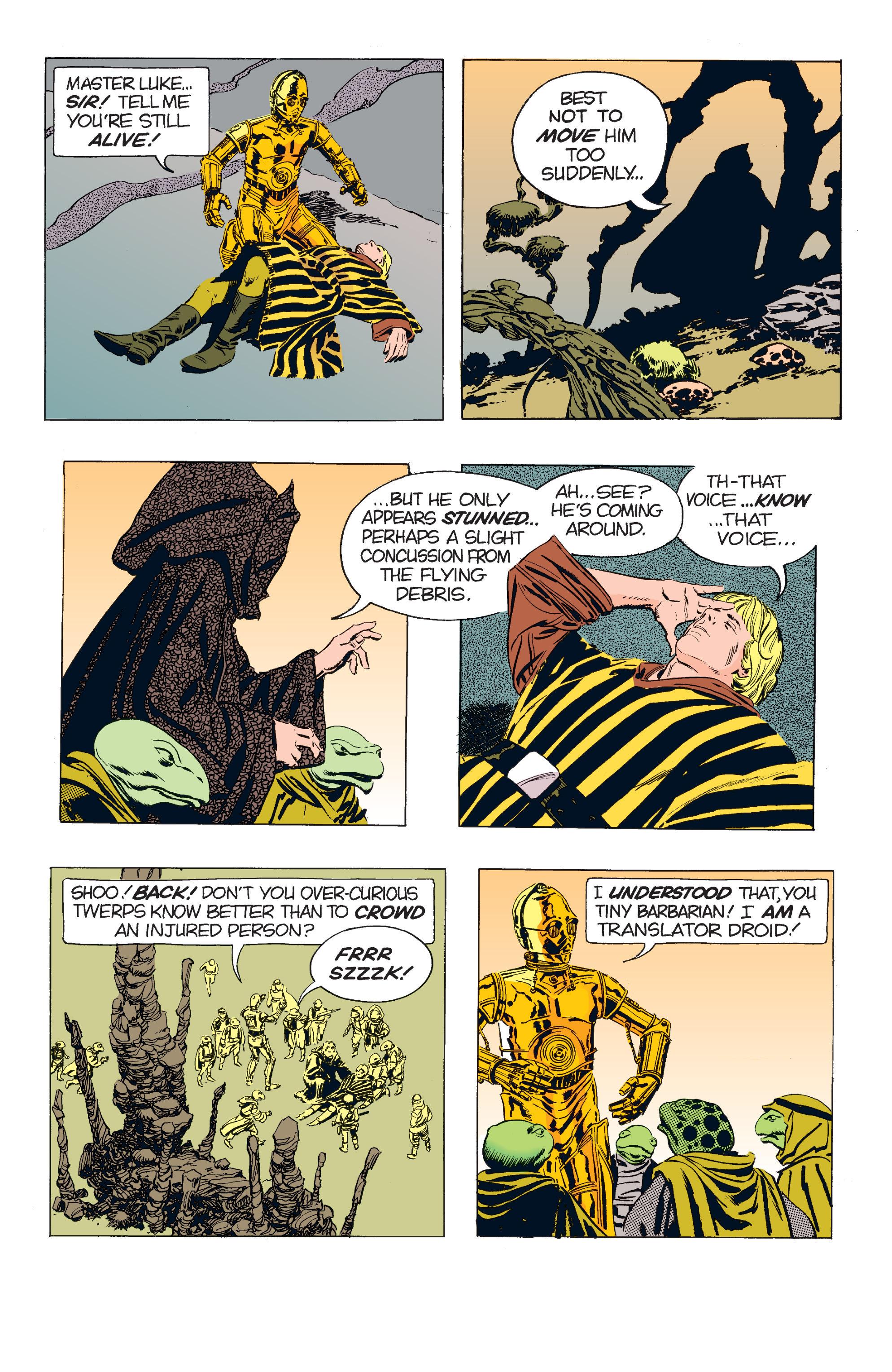 Classic Star Wars #10 #10 - English 14