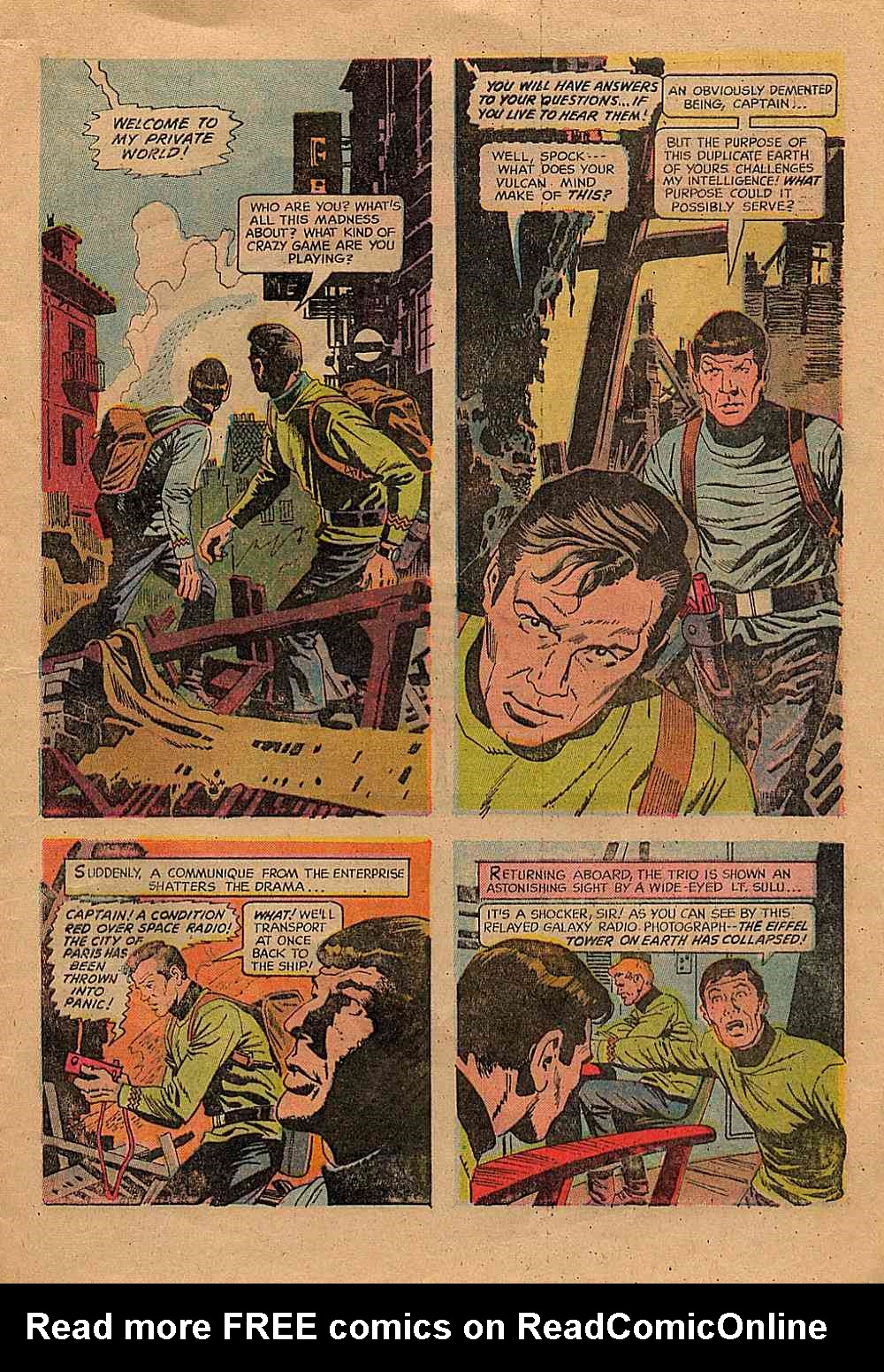 Star Trek (1967) Issue #7 #7 - English 8