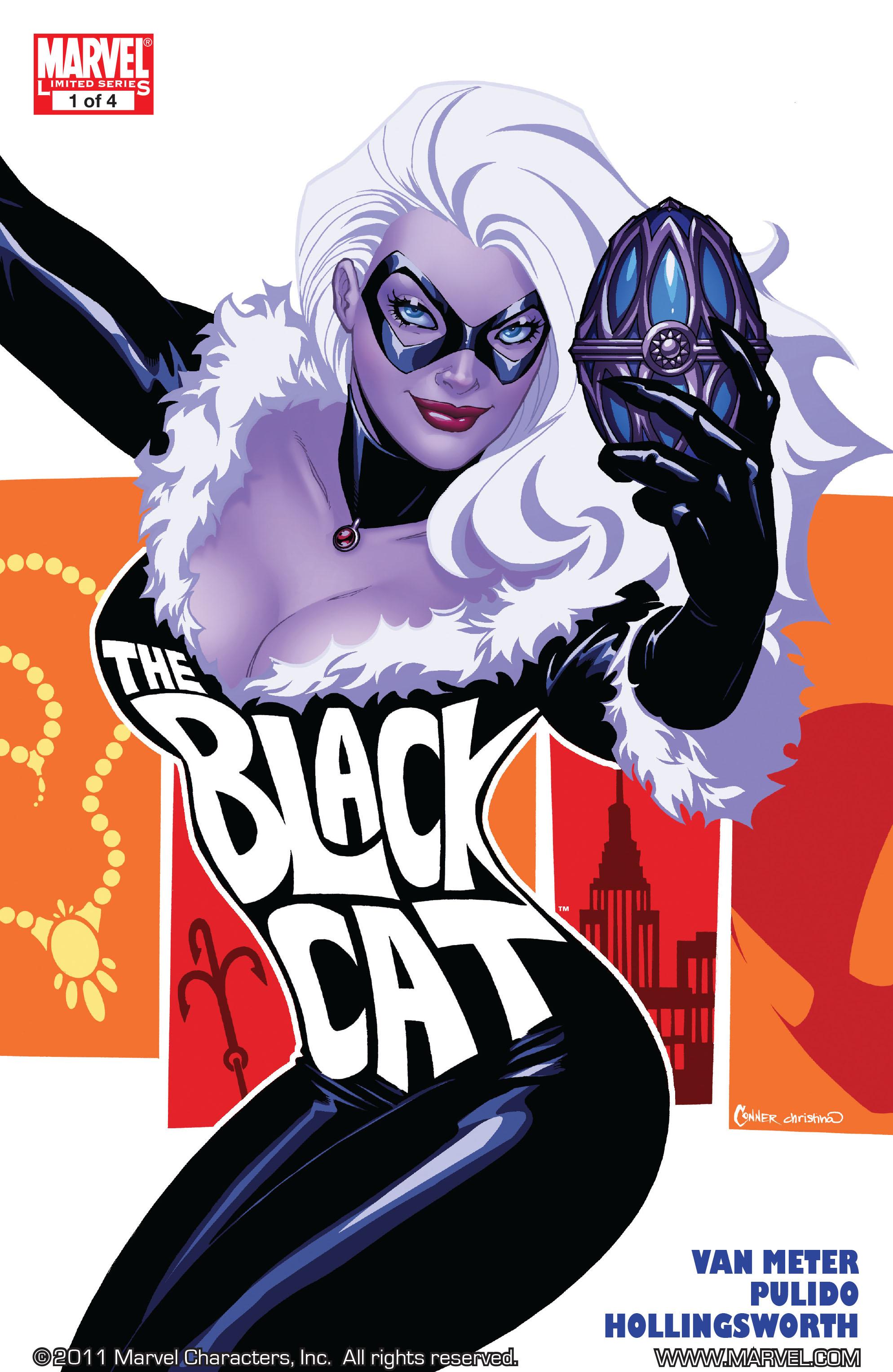 Amazing Spider-Man Presents: Black Cat 1 Page 1