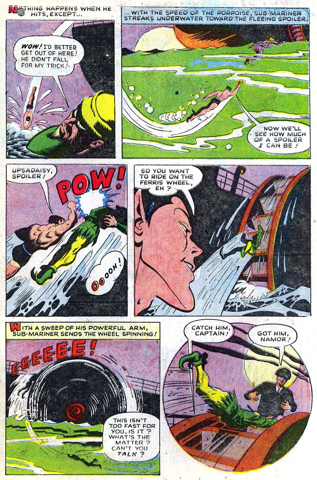 Sub-Mariner Comics #31 #31 - English 30