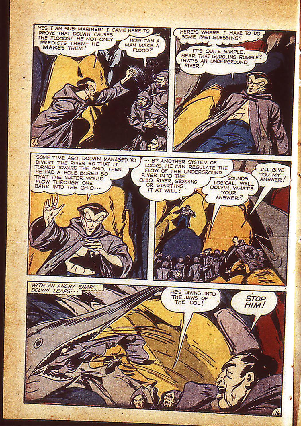 Sub-Mariner Comics Issue #10 #10 - English 19