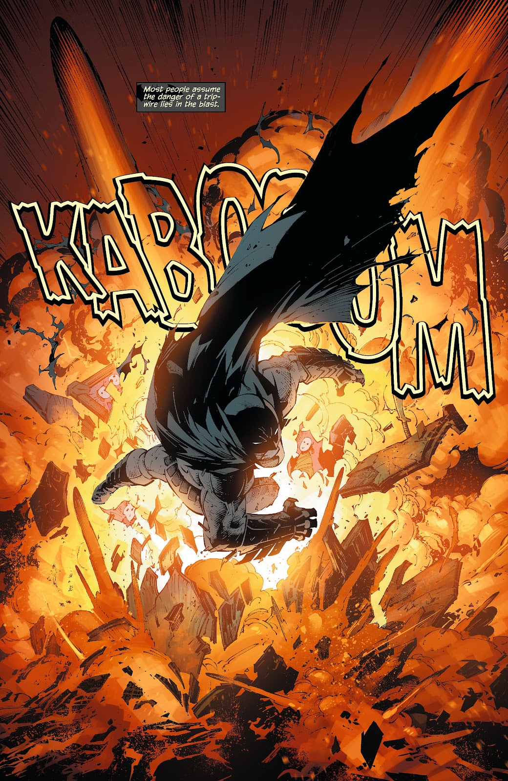 Batman (2011) Issue #4 #19 - English 2