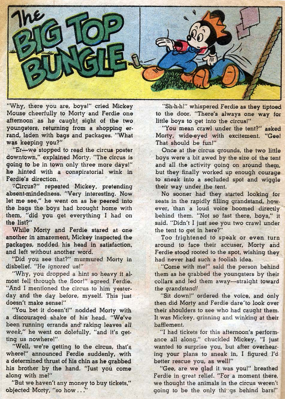 Uncle Scrooge (1953) Issue #23 #23 - English 28