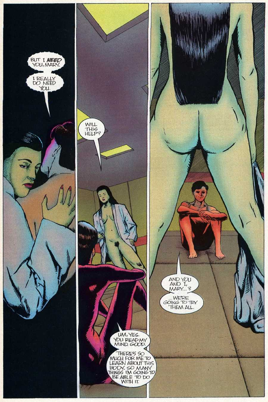 Read online Elementals Sex Special comic -  Issue #4 - 12