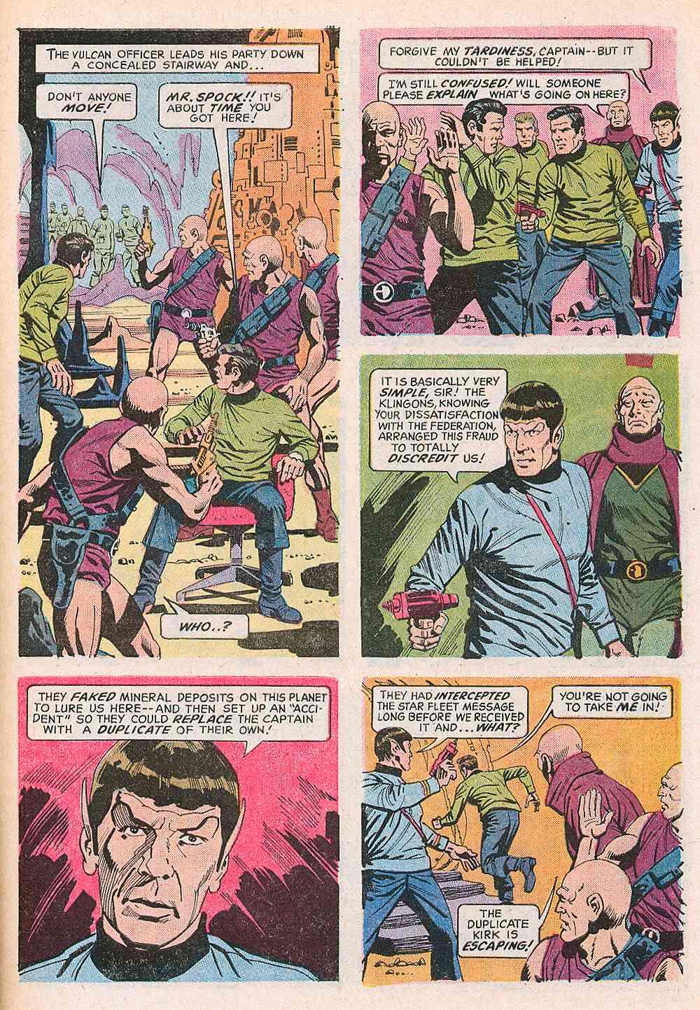 Star Trek (1967) Issue #14 #14 - English 24