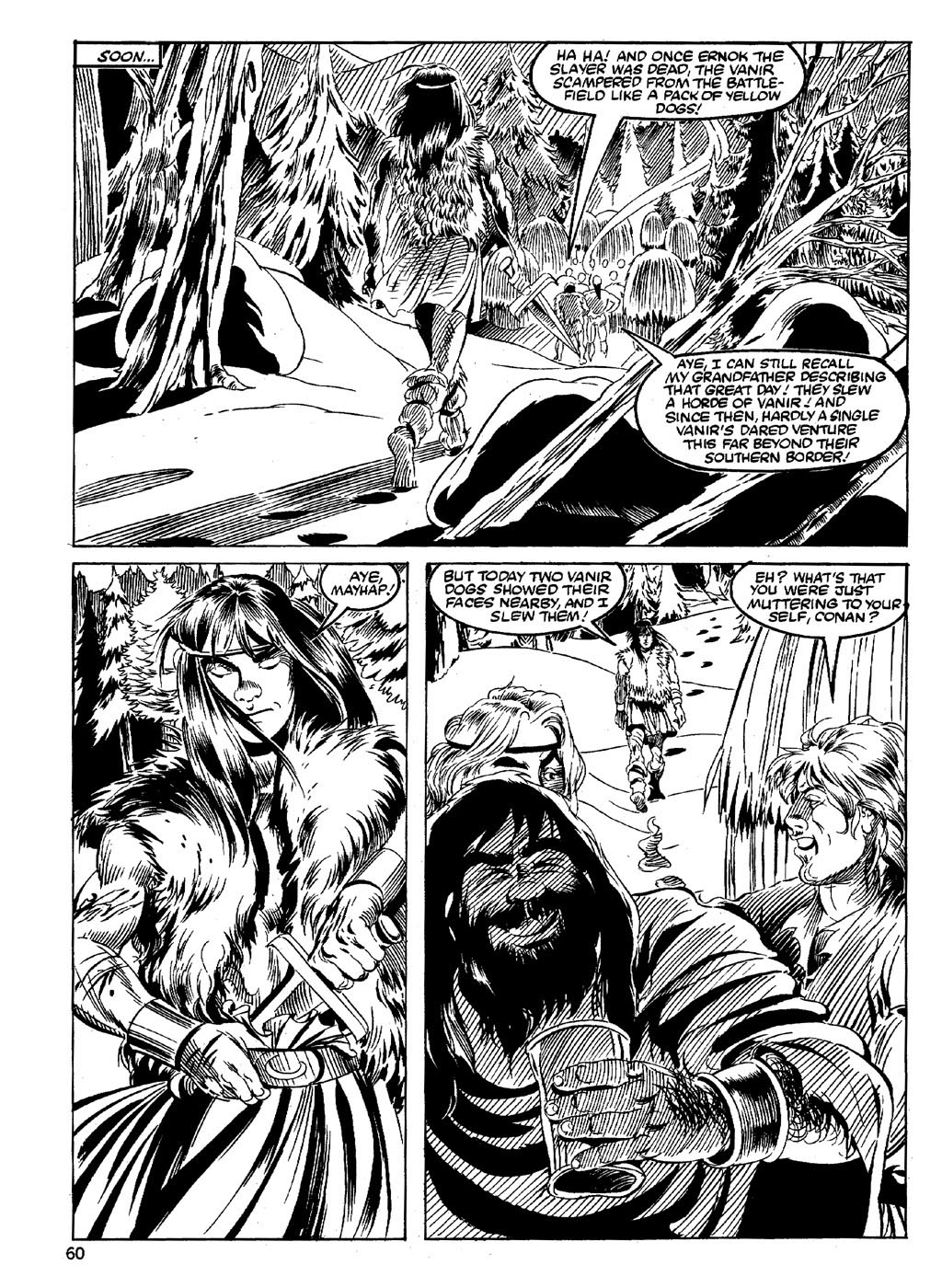 The Savage Sword Of Conan Issue #89 #90 - English 58