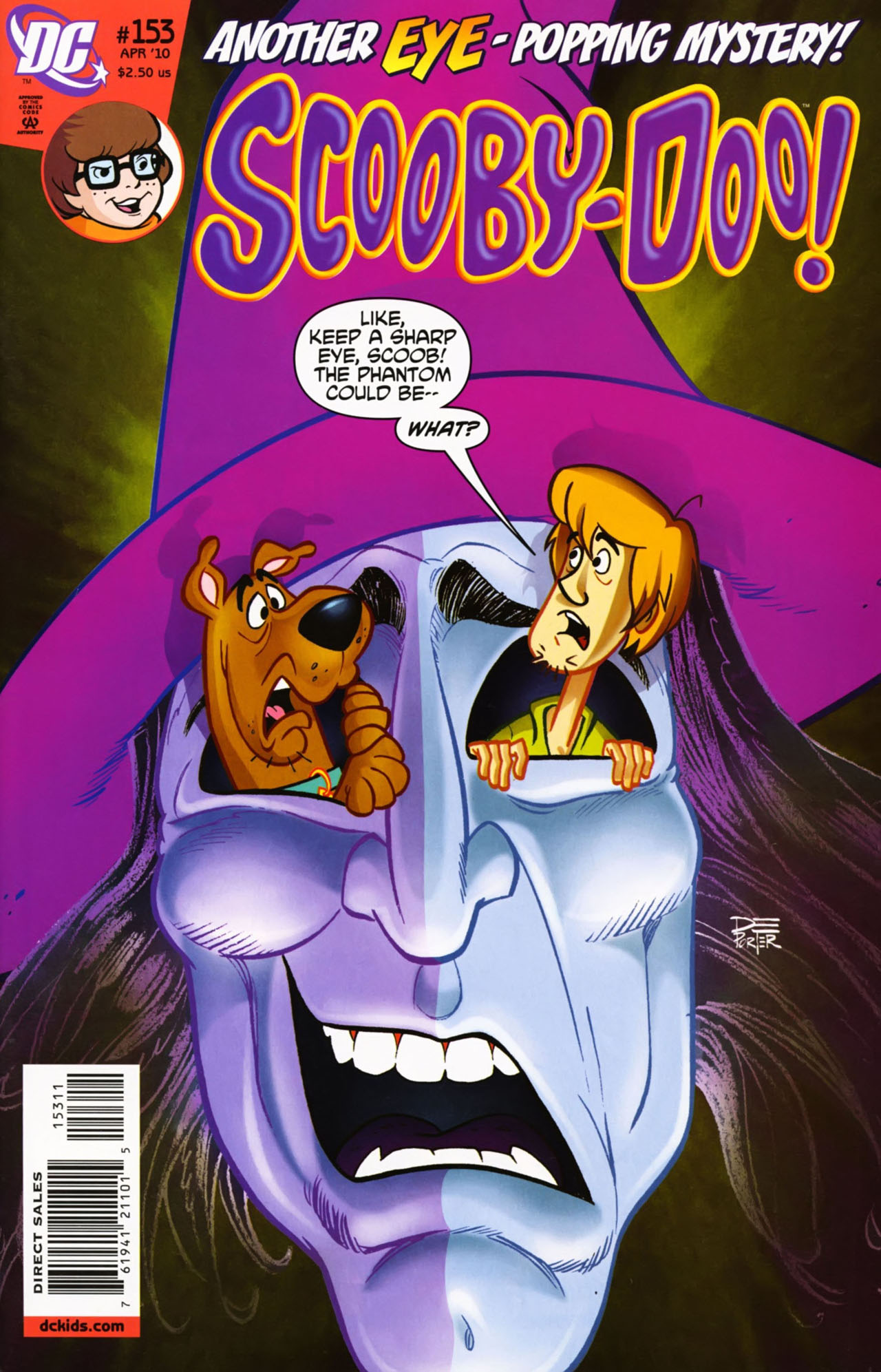 Read online Scooby-Doo (1997) comic -  Issue #153 - 1