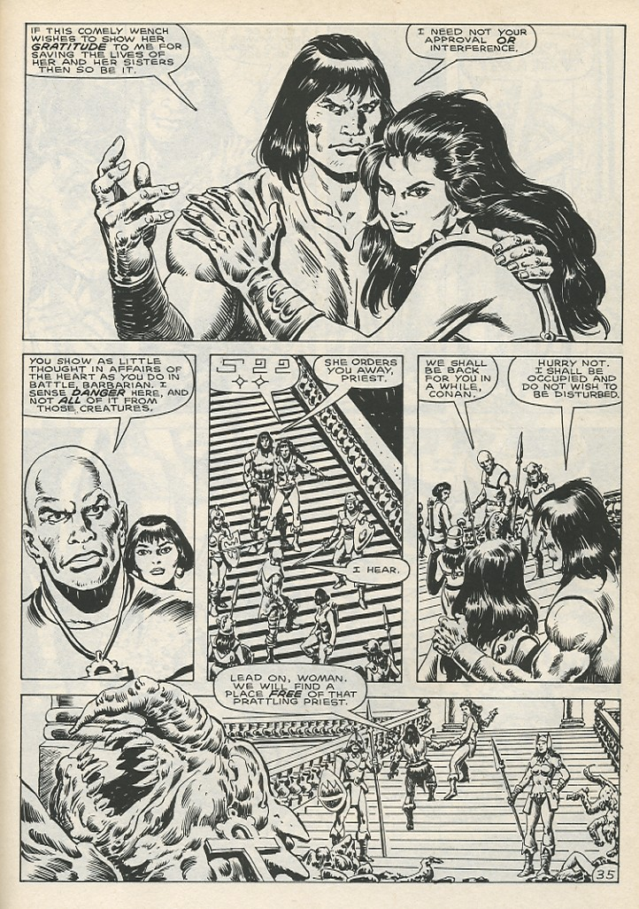 The Savage Sword Of Conan Issue #141 #142 - English 41