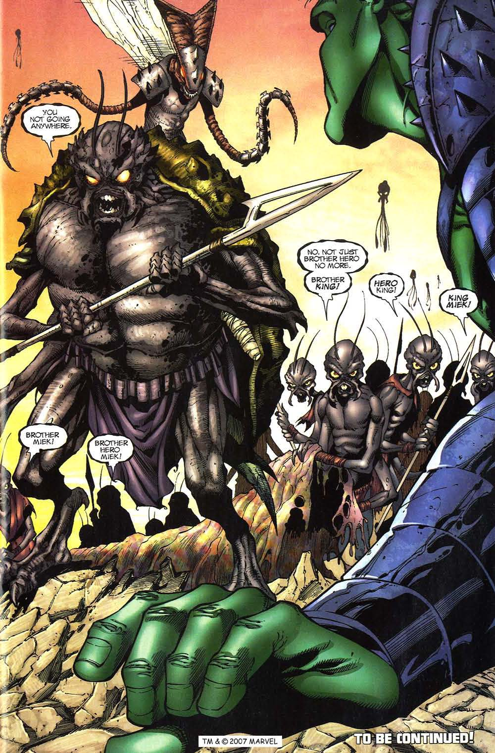 Read online The Incredible Hulk (2000) comic -  Issue #97 - 33