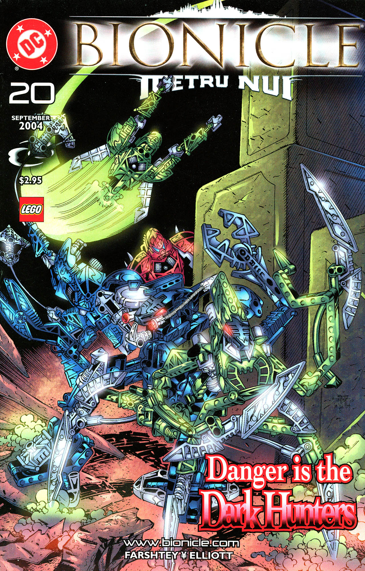 Bionicle 20 Page 1