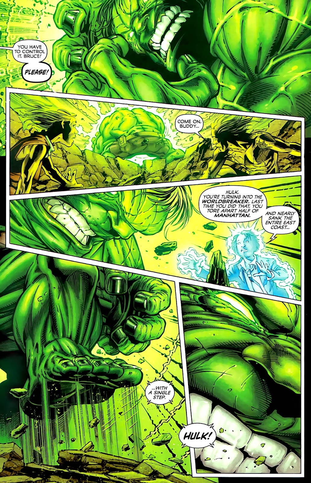 Incredible Hulks (2010) Issue #632 #22 - English 10