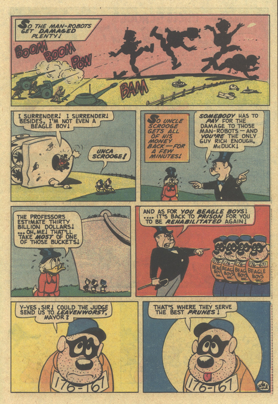 Uncle Scrooge (1953) Issue #185 #185 - English 27