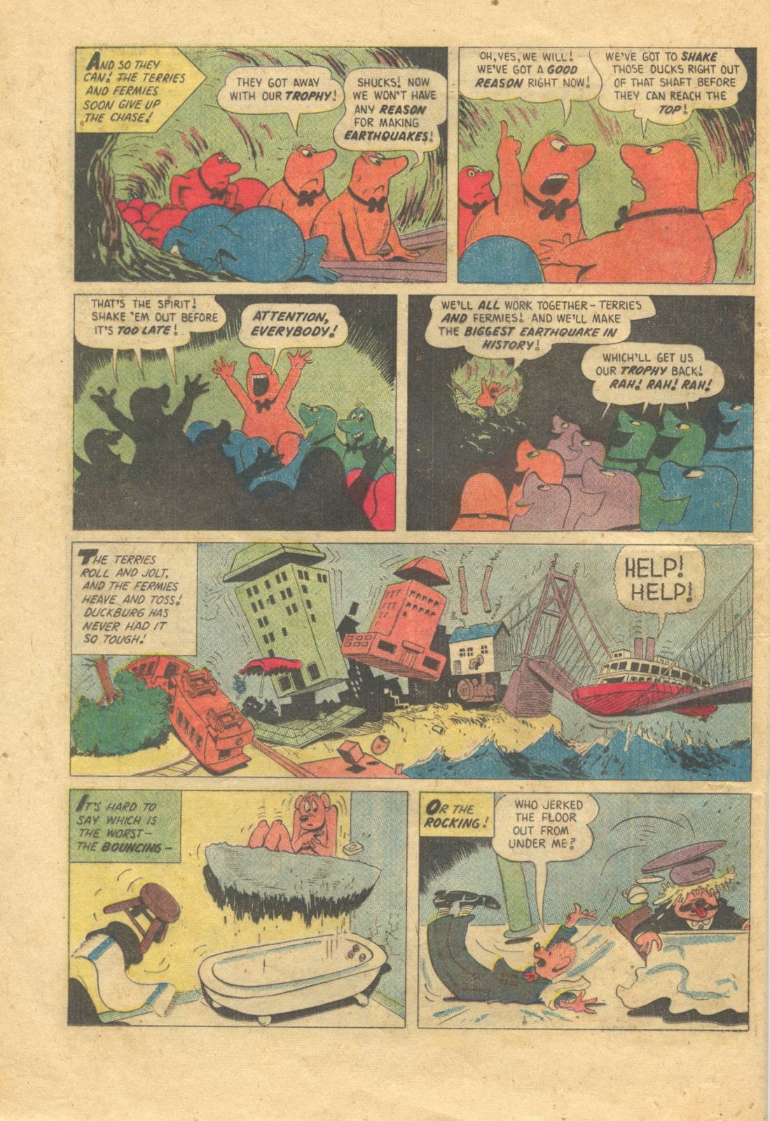 Uncle Scrooge (1953) Issue #13 #13 - English 24